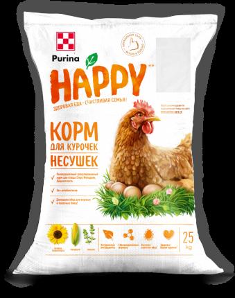 Комбикорм для яичной птицы Кладка Purina SPECIAL 25 кг