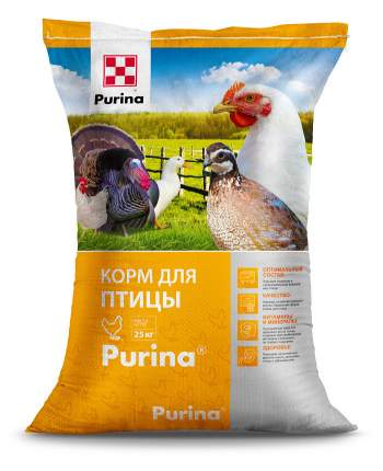 "Комбикорм для молодняка яичной птицы ""Стартер"" PURINA 25 кг"