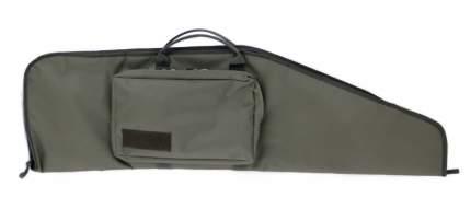 Кейс тактический зеленый с пенополиэтиленом, с карманом, 107х30 см VEKTOR А-103з