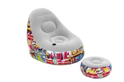Надувное кресло Hoff Comfort Cruiser Graffit 80364991
