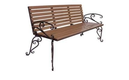 Садовая скамейка Talmico 0701 Медь-Антик