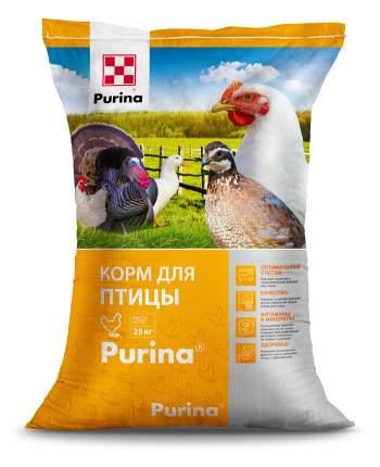 Комбикорм для продуктивных перепелов Purina 25 кг