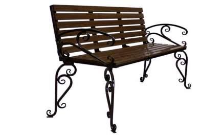 Садовая скамейка Talmico 0401 Медь-Антик