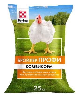 Комбикорм «Гроуэр» для бройлеров Purina ПРОФИ 25 кг