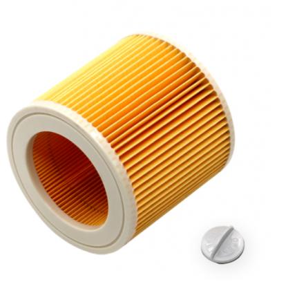 HEPA-фильтр для Karcher 64145520 6.414-552.0 A2*/WD2 Wet & Dry100 (2)