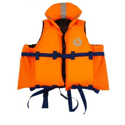 Спасательный жилет Helios Грей, оранжевый, L