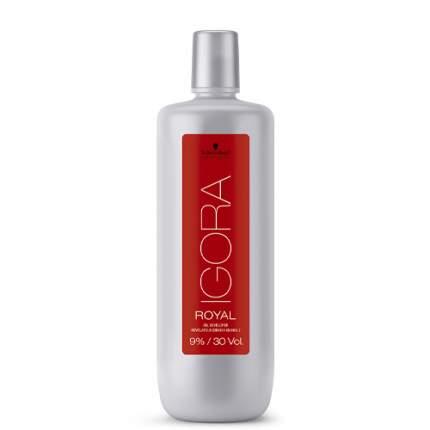 Лосьон-окислитель Schwarzkopf Professional Igora Royal 9% 1000 мл