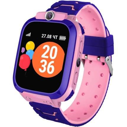 Смарт-часы Geozon Alpha Pink (G-W16PNK)