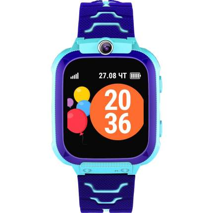 Смарт-часы Geozon Alpha Blue (G-W16BLU)