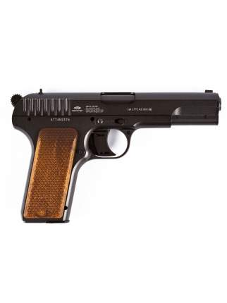 Пистолет пневматический Gletcher TT 1941 NBB + 3 баллона CO2