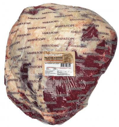 Внутренняя часть бедра говяжья Мираторг без кости замороженная ~7,5 кг