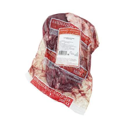 Внутренняя часть бедра говяжья без кости Липецкое мраморное мясо охлажденная ~1 кг