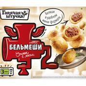 Бельмеши Горячая Штучка с мясом сочные 300 г