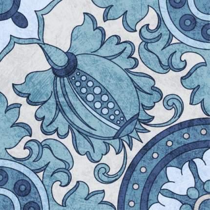 """Наклейка на плитку PAINTINGSTOCK Плитка с растительным узором """"Голландия"""" 12 шт. 10х10 см"""