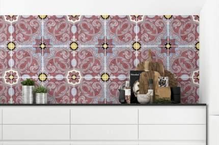 "Наклейка на плитку кухонного фартука PAINTINGSTOCK Плитка ""Голландия"" 40 шт. 15х15 см"