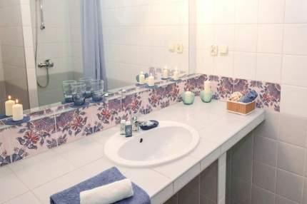 """Наклейка на плитку в ванной PAINTINGSTOCK Плитка с узором """"Голландия"""" 40 шт. 20х20 см"""
