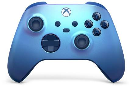 Геймпад Microsoft Xbox One/Series X|S, aqua shift special edition