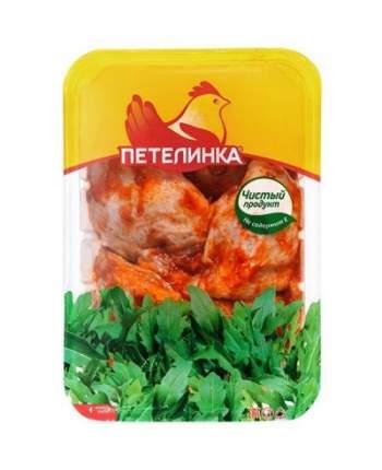 Бедро куриное Особое Барбекю Петелинка охлажденное ~1,6 кг