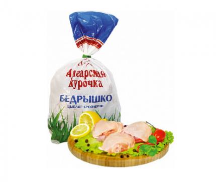 Бедро куриное замороженное ~1 кг