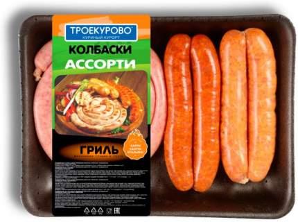 Ассорти из колбасок Троекурово гриль охлажденные ~1 кг