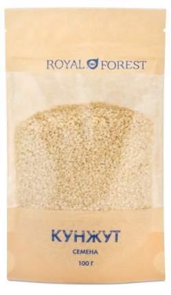 Белый кунжут Royal Forest, 1 кг