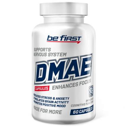 Be First DMAE 250 mg - 60 капсул
