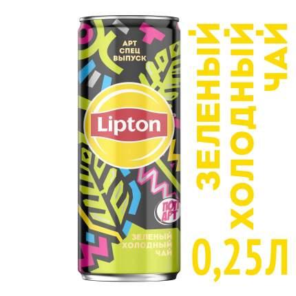 Напиток Lipton Холодный чай Зеленый 250 мл