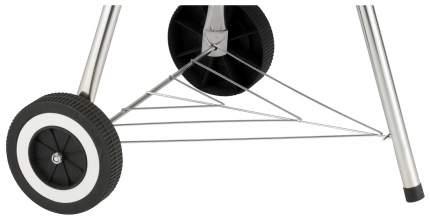 Гриль Aro круглый переносной 40x84 см