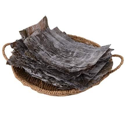 Водоросли беломорские пищевые ламинария листовая, не экстрагированные, 1 кг