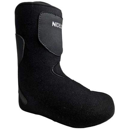 Внутренник для ботинок Nidecker 2019-20 Heat Moldable Liner Black 10,5 US