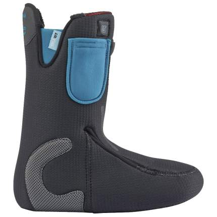 Внутренник для ботинок Burton 2018-19 W Toaster Liner Black 7,5 US