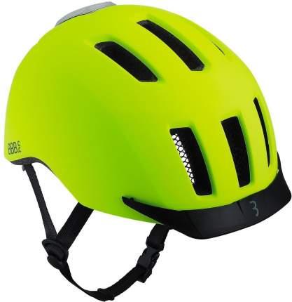 Велошлем Bbb 2020 Helmet Grid Matt Neon Yellow L