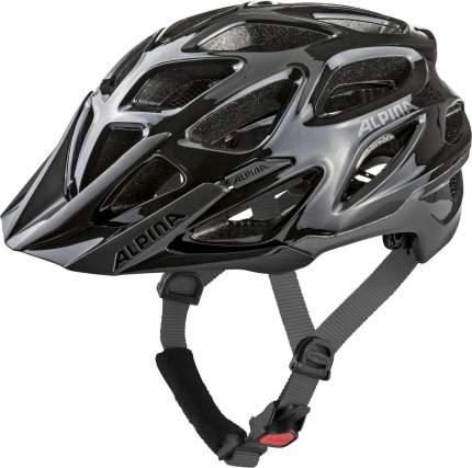 Велошлем Alpina 2020 Mythos 3.0 Black/Anthracite, 59-64 см