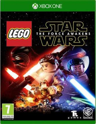 Игра LEGO Звездные войны: Пробуждение Силы для Xbox One