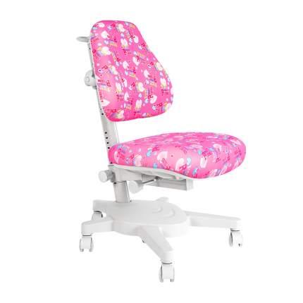 Детское кресло Anatomica Armata розовый с цветными сердечками