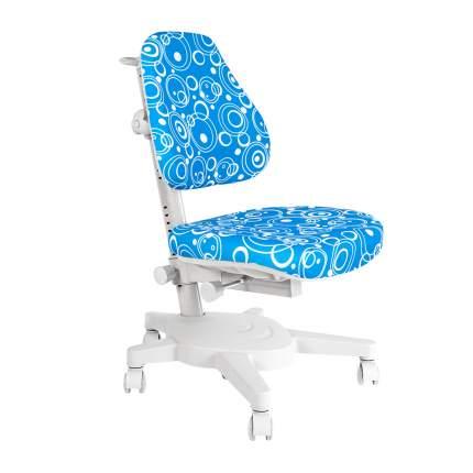 Детское кресло Anatomica Armata синий с мыльными пузырями