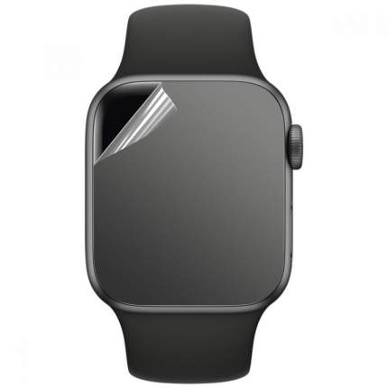 Гидрогелевая матовая пленка Rock для экрана Apple Watch 3 (38 мм) 2 шт