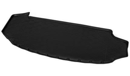 Коврик в багажник RIVAL для Skoda Kodiaq (7 мест) 2017-н.в., полиуретан 15105003