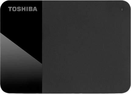 "Внешний жесткий диск Toshiba Canvio Ready 2.5"" 4TB Black (HDTP340EK3CA)"