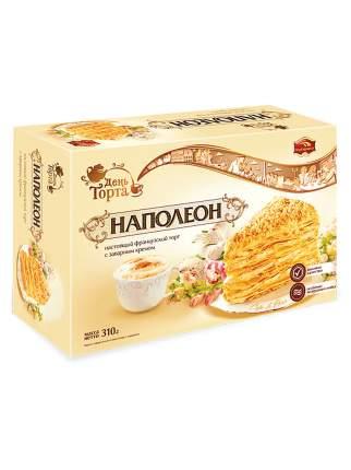 Торт Наполеон Черемушки 310г/Вкус знакомый с детства