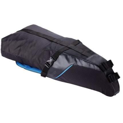 Велосипедная сумка BBB Seat Sidekick 10L черная