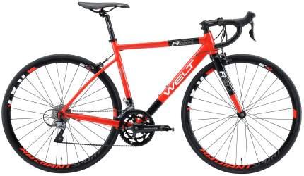 "Велосипед Welt R80 2020 21"" red/black"