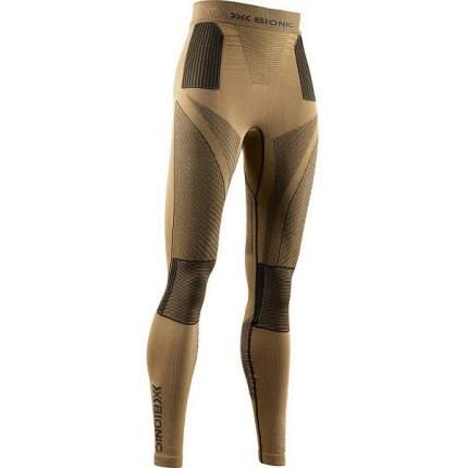 Брюки X-Bionic 2020 Radiactor 4.0 Pants Wmn Gold/Black (Us:s)