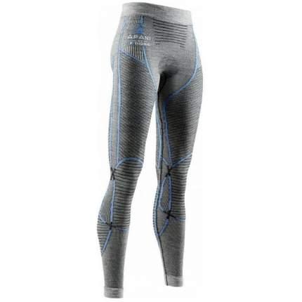 Брюки X-Bionic 2019-20 Apani® 4.0 Merino Pants Wmn Black/Grey/Turquoise (Us:l)
