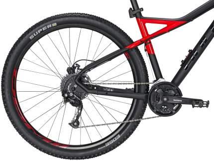 """Велосипед Bulls Sharptail 3 Disc 29 2020 20"""" черный/ красный"""