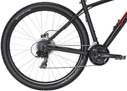 "Велосипед Bulls Wildtail 2 27.5 2020 20"" black"