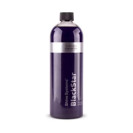 BlackStar - чернитель резины Shine Systems SS914 750 мл