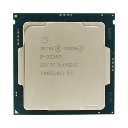 Процессор 6 Cores Intel Xeon E-2226G