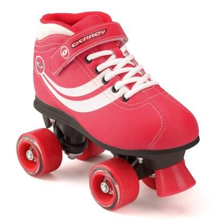 Ролики  Osprey  Disco Skates, 41,  Красные