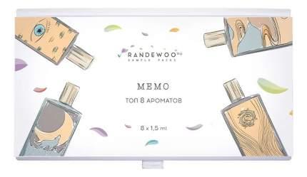 Набор Aroma Box #29 Топ ароматов Memo